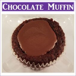 Gluten Free Chocolate Cake Muffin
