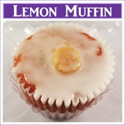 Gluten Free Lemon Muffin