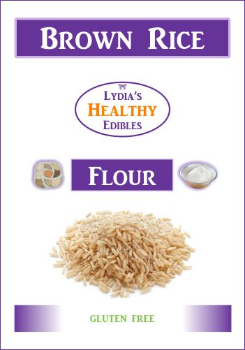 Gluten Free Memphis Brown Rice Flour