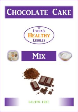 Gluten Free Memphis Chocolate Cake Mix