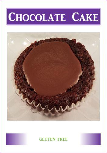 Gluten Free Memphis Chocolate Cake Muffin