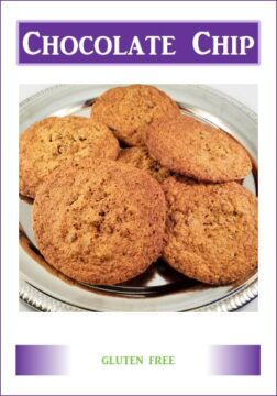 Gluten Free Memphis Chocolate Chip Cookies