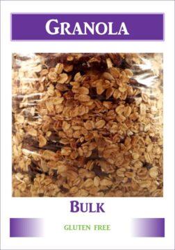 LHE Granola bulk